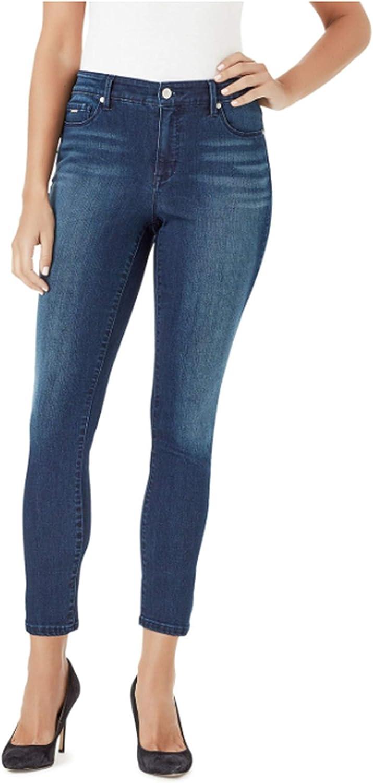 Nine West Womens Gramercy Skinny Jean