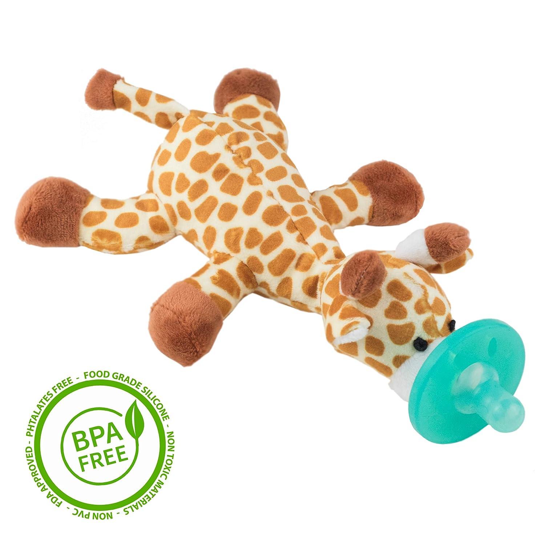 e96e29151 Giraffe Animal Dummy Pacifier Toy
