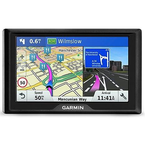 Unidad GPS con actualizaciones en Tiempo Directo del Mapa del Reino Unido, de Garmin: Amazon.es: Electrónica