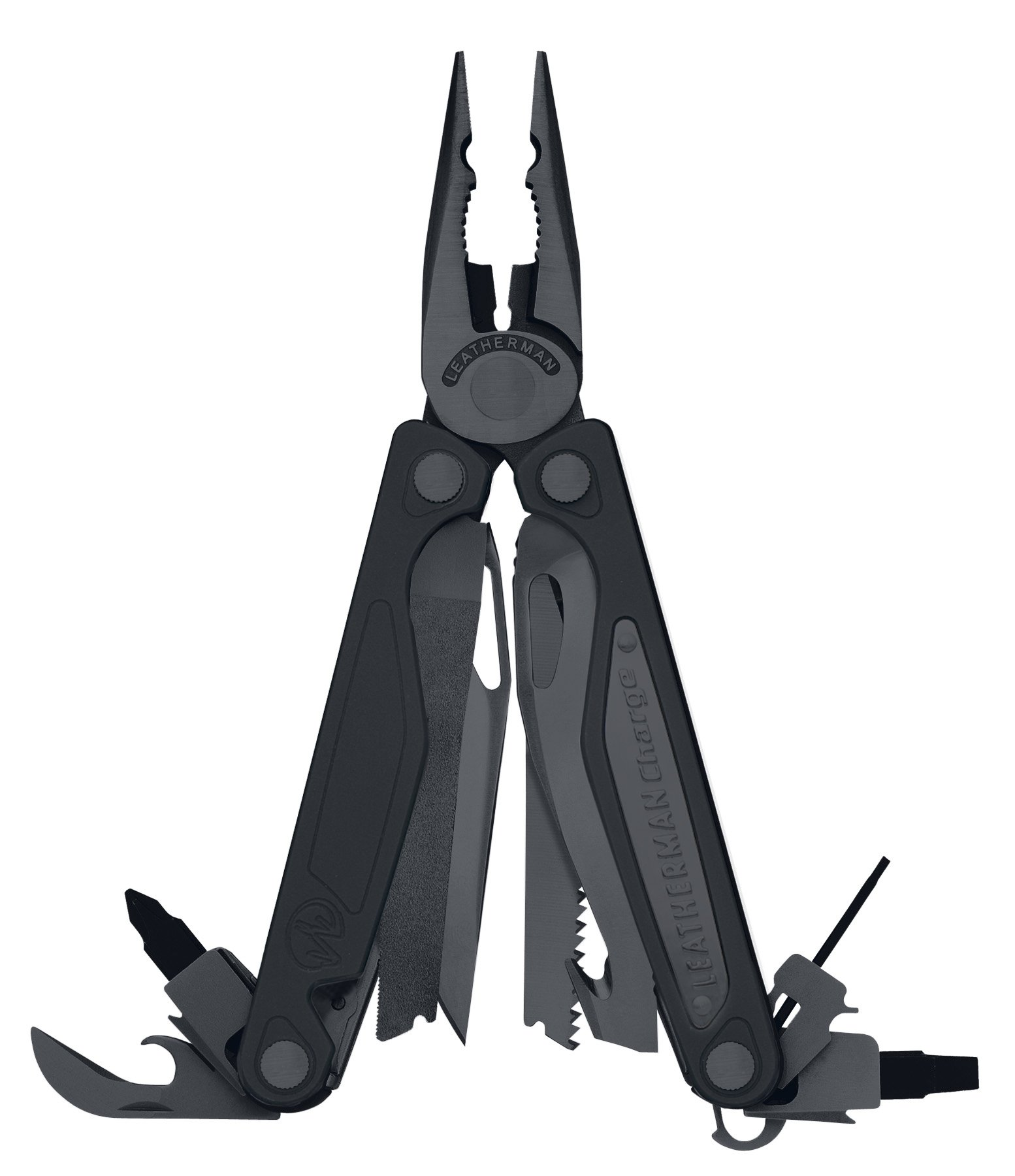 Leatherman - Charge ALX Multitool, Black with MOLLE Sheath (FFP)