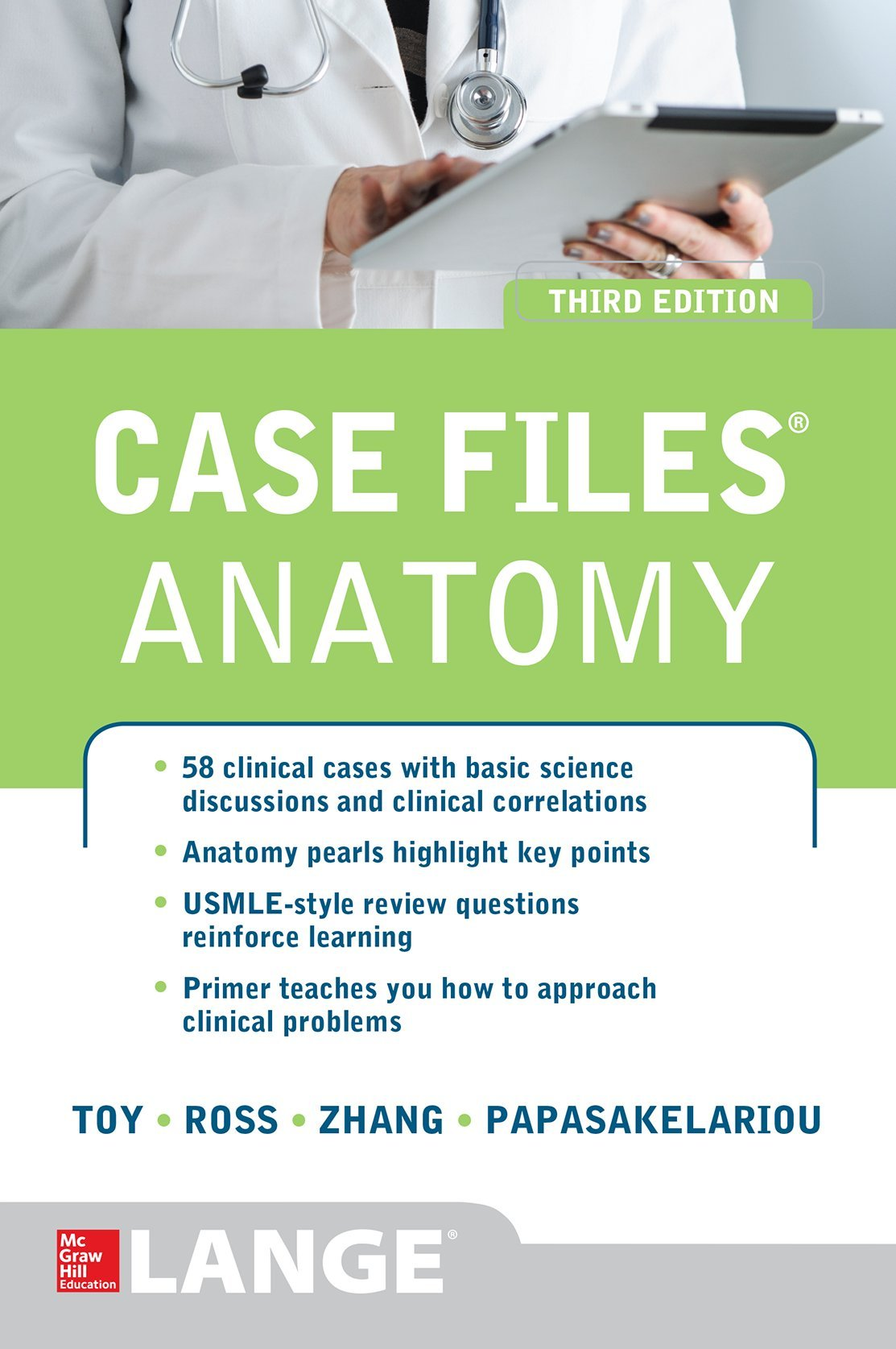 Buy Case Files Anatomy 3/E (LANGE Case Files) Book Online at Low ...
