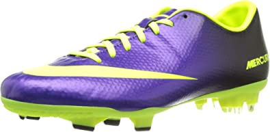 Frotar Docenas pálido  Amazon.com | Nike Men's Mercurial Victory IV FG Cleated Soccer Shoes (10.5  D(M) US) | Soccer