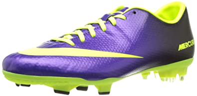 hot sale online 8e0f9 79175 Nike Men s Mercurial Victory IV FG Cleated Soccer Shoes (6.5 D(M) US