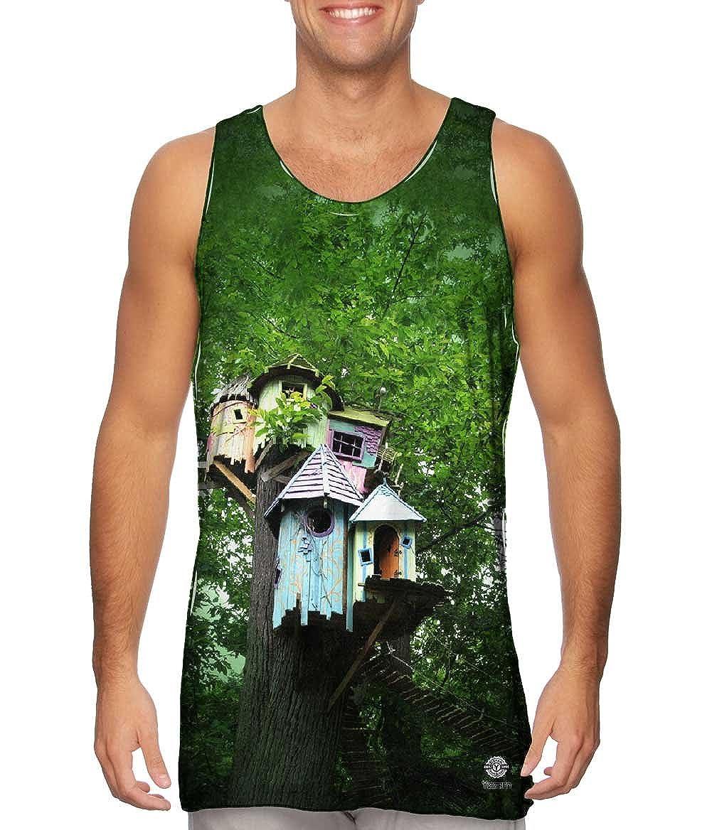Tshirt Yizzam- Tree Top Not Done Mens Tank Top