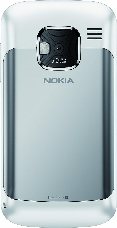 Nokia E5 – 00 – Smartphone (Pantalla de 6 cm (2,3 Pulgadas ...