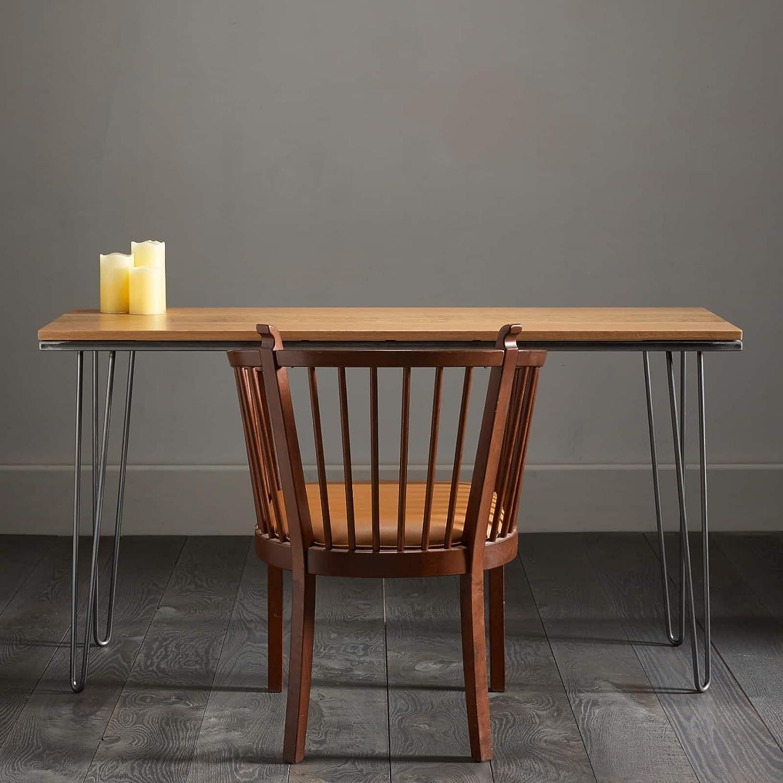 4 x Pieds de table en /épingle /à cheveux Disponibles en plusieurs dimensions et couleurs