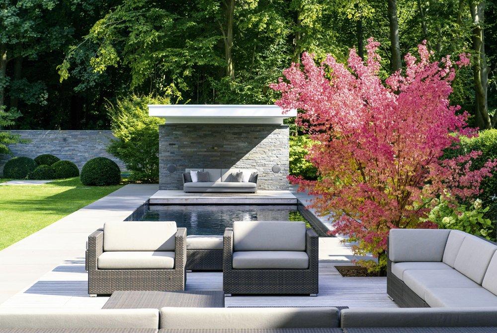 Gartendesign  Modernes Gartendesign - Das große Ideenbuch Garten- und ...