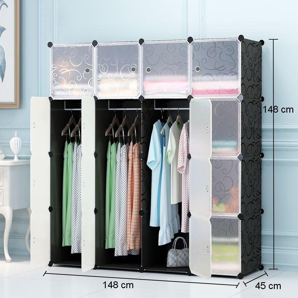 Ziemlich Kleiderschrank Plastik Bilder - Die besten ...