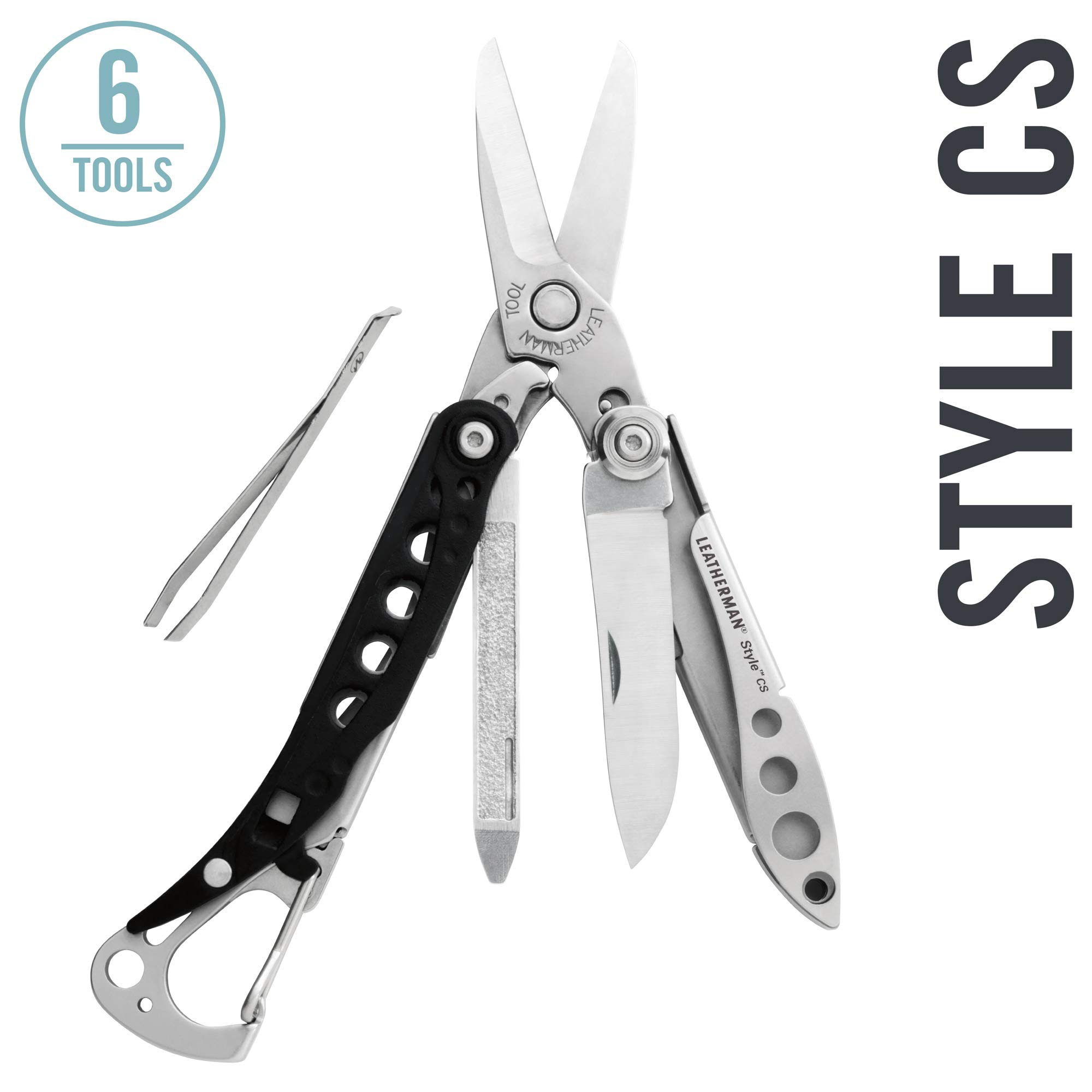 Leatherman - Style CS Multitool, Stainless Steel