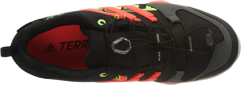 adidas - Terrex Swift R2 GTX - EF4609 Core Black Solar Red Signal Green