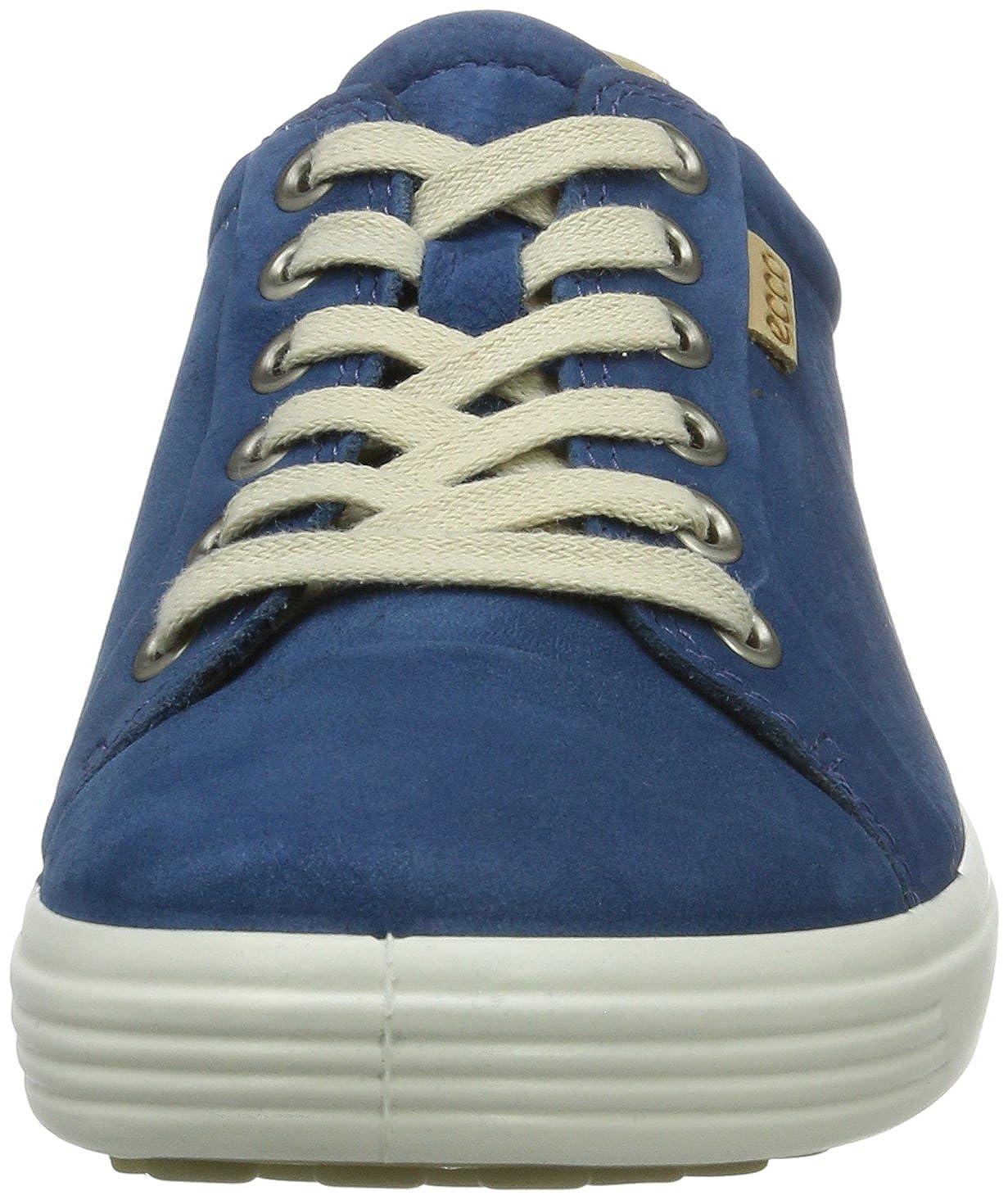 Ecco Damen Soft 7 Turnschuhe 40 Blau (2269 Posidon) 40 Turnschuhe EU 8bb64c