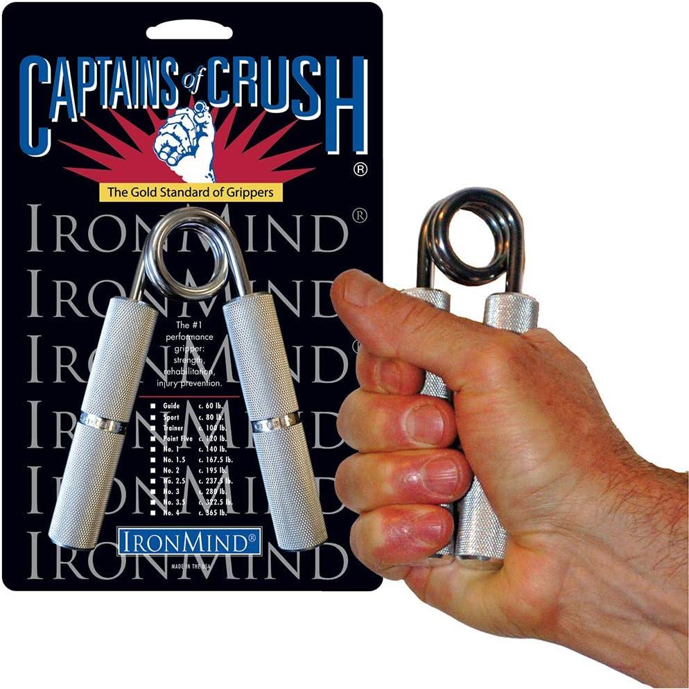 Captains of Crush Pinza para entrenamiento de manos
