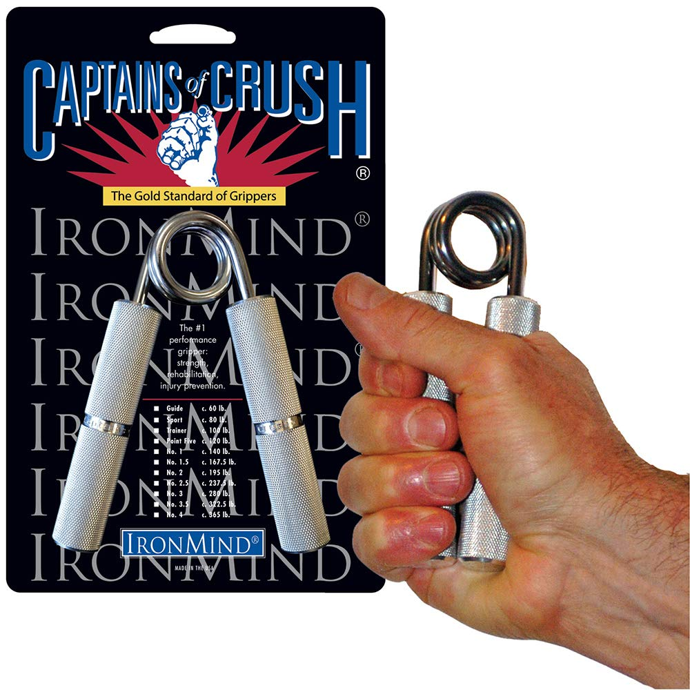 IronMind Captains of Crush Hand Gripper - No. 2 by IronMind (Image #2)