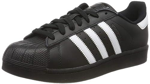 schwarze adidas superstars