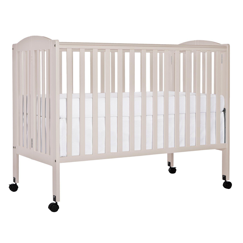 amazon com dream on me dream on me folding full size crib french