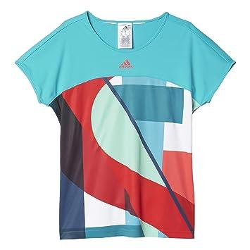45a00ad295560b adidas Mädchen T-Shirt G Adizero Tee  Amazon.de  Sport   Freizeit