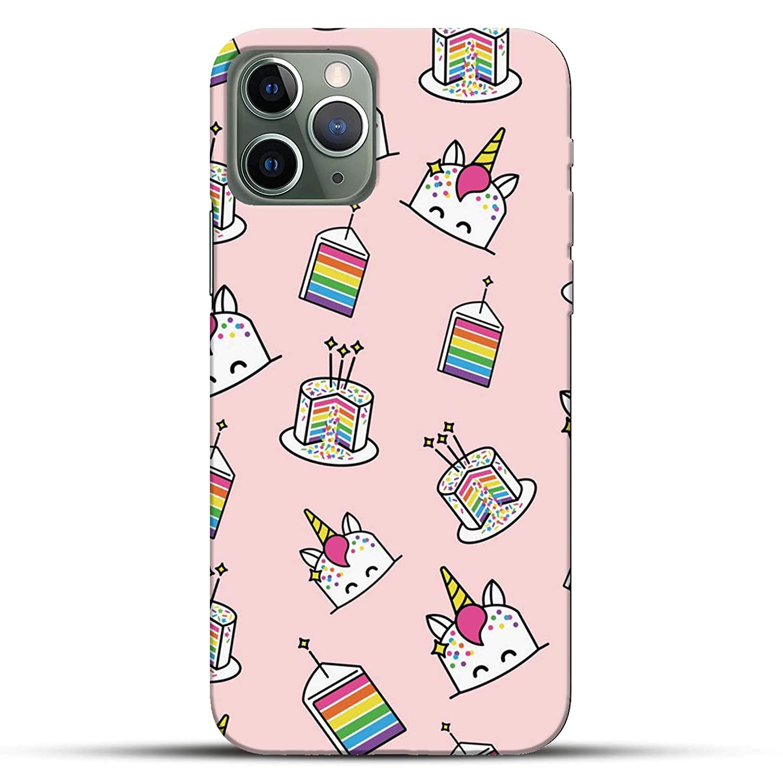 Pikkme Funky Cute Unicorn Girly Rainbow Cake Pink Amazon In Electronics