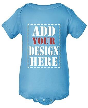 amazon com design your own onesie custom baby onesies