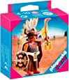 Playmobil - 4749 - Jeu de construction - Indien sorcier