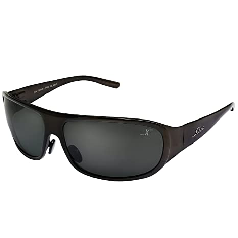 Xezo Base Curva 8, Titanio sólido polarizadas UV 400 Gafas ...