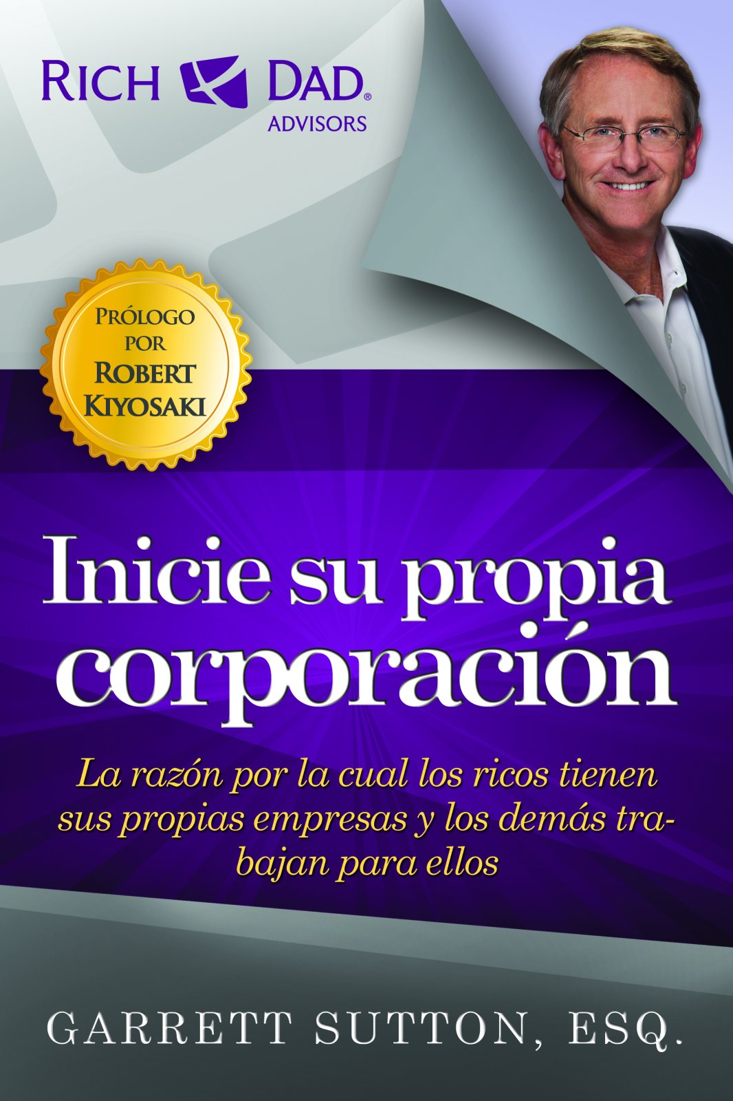 Inicie su propia corporacion (Spanish Edition)