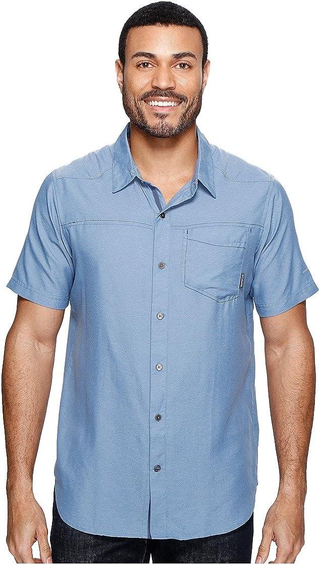 Columbia Mens Pilsner Peak II Short Sleeve Shirt