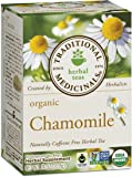 2 Packs of Traditional Medicinals Organic Chamomile Herbal Tea - Caffeine Free - Case Of 6 - 16 Bags