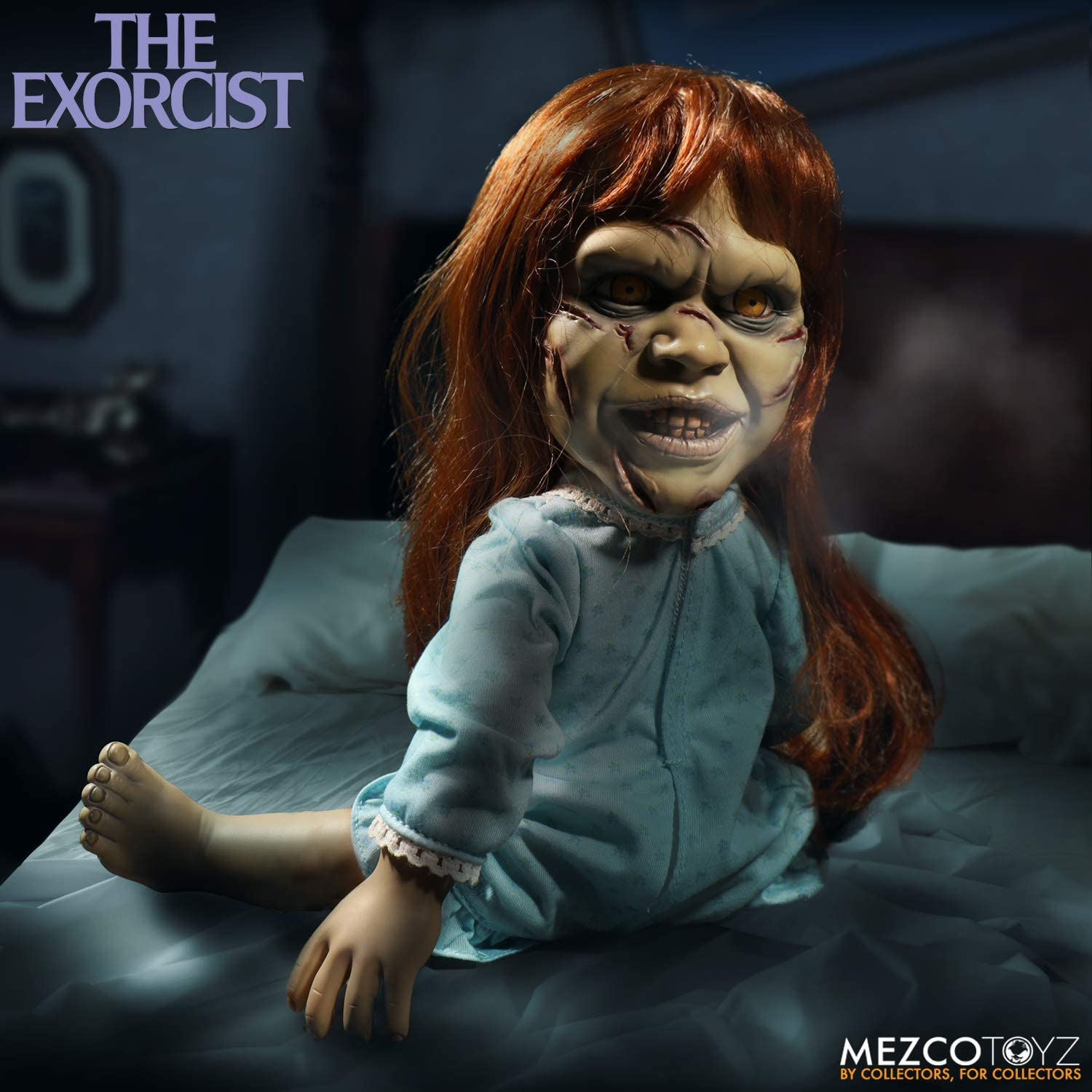 El exorcista 15-Inch Regan Mega Scale Figure w/ Sound