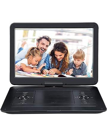 Pumpkin lettore dvd portatile per bambini 15.6 pollici Grande HD Schermo 5b7ffdf11e95