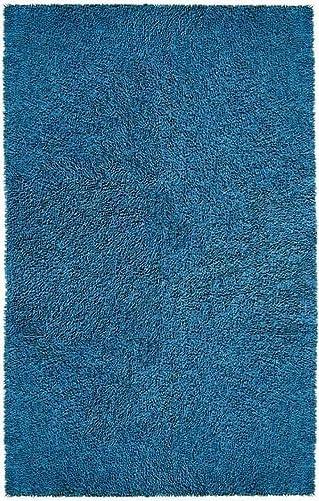 St Croix Shagadelic Blue Rug Rug Size 30 x 50