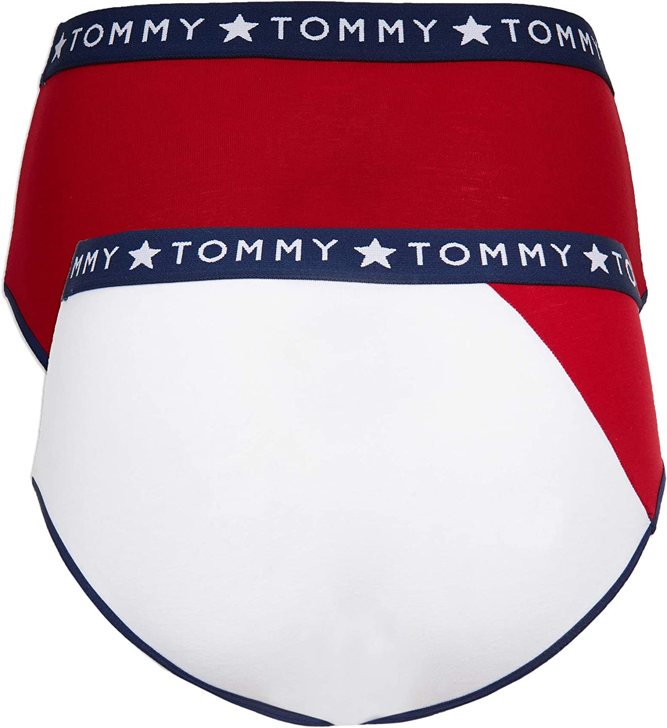 Tommy Hilfiger Girls Girls Hipster Hipster Panties Pack of 2