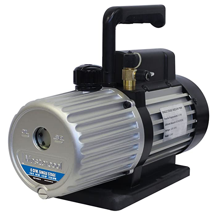 Top 10 Mastercool 3Cfm Two Stage Vacuum Pump