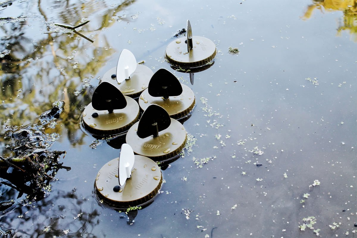 MOJO Outdoors Flock A Flicker Motion Spinning Wing Duck Decoys (6 Pack) by MOJO Outdoors (Image #4)