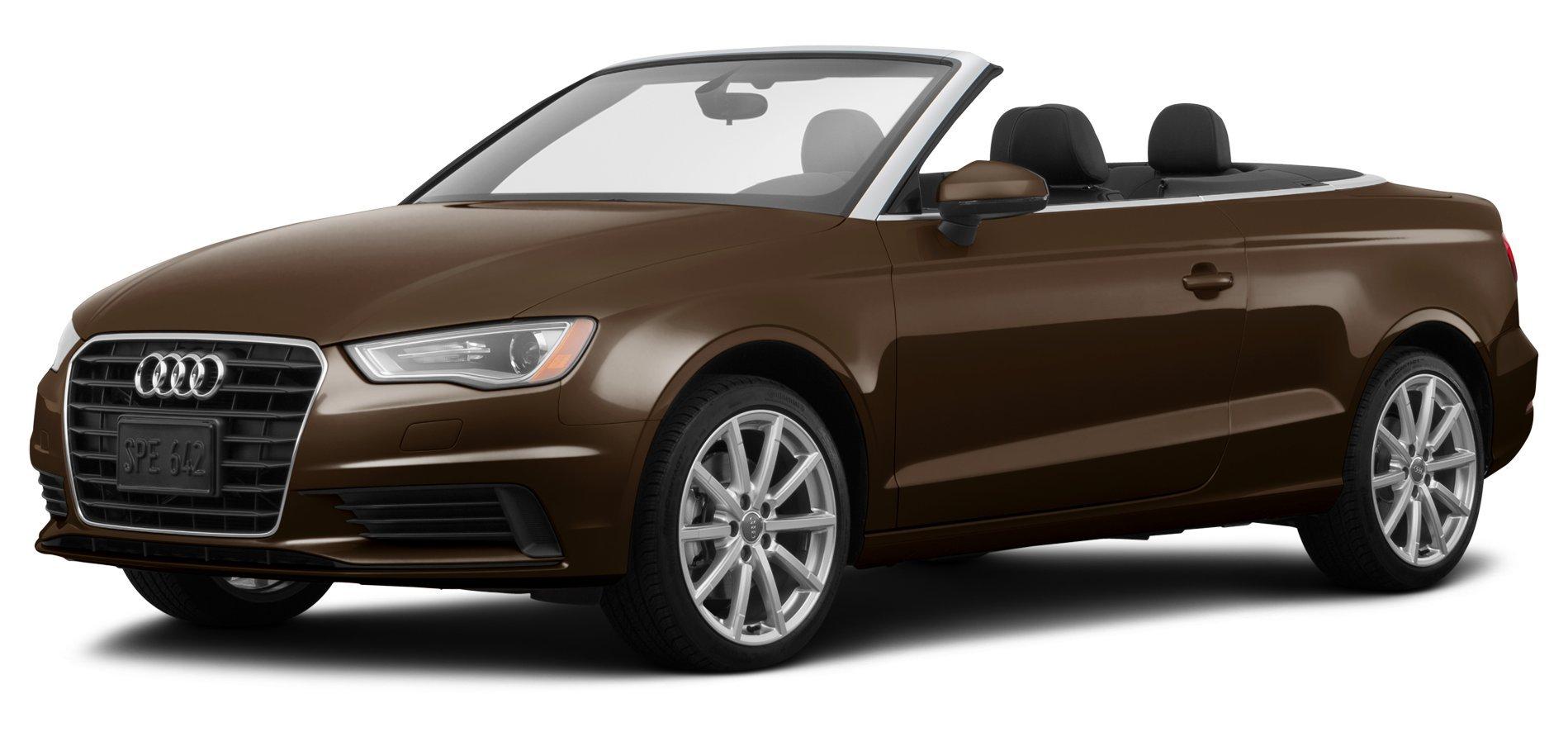 2015 Audi A3 1.8T Premium 2-Door Cabriolet Front Wheel Drive ...