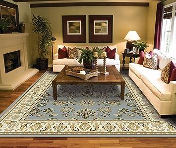 Amazon Com Traditional Area Rugs 2x3 Door Mat Indoor Gray Small Rugs For Bedroom Prime Rug Home Kitchen