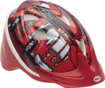 Bell Mini Infant Bicycle Helmet Ages 1-3 New with Lights on Back