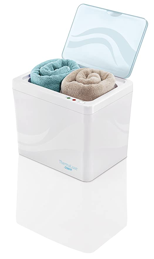 Conair PTW1 Azul, Color blanco secadora eléctrica para toallas - Secador de toallas (50