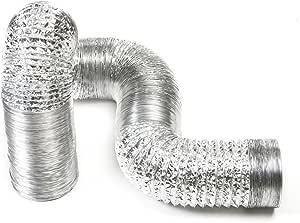 STERR - 6 m Manguera flexible de aluminio 125 mm – ALD125: Amazon.es: Bricolaje y herramientas
