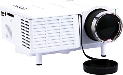 LED Proyector Mini HD Proyector Projector LCD de beamer ...