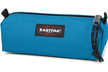 Trousse scolaire Eastpak Benchmark Tropic Blue bleu vIN9ICu10s