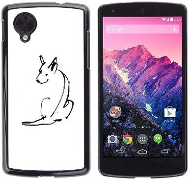 Opción de regalo/Slim carcasa SmartPhone de celular para LG Nexus ...