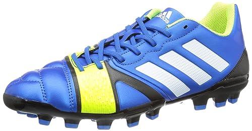 reputable site bbde9 d01db adidas nitrocharge 3.0 TRX AG - Zapatos de fútbol de material sintético  hombre, azul -