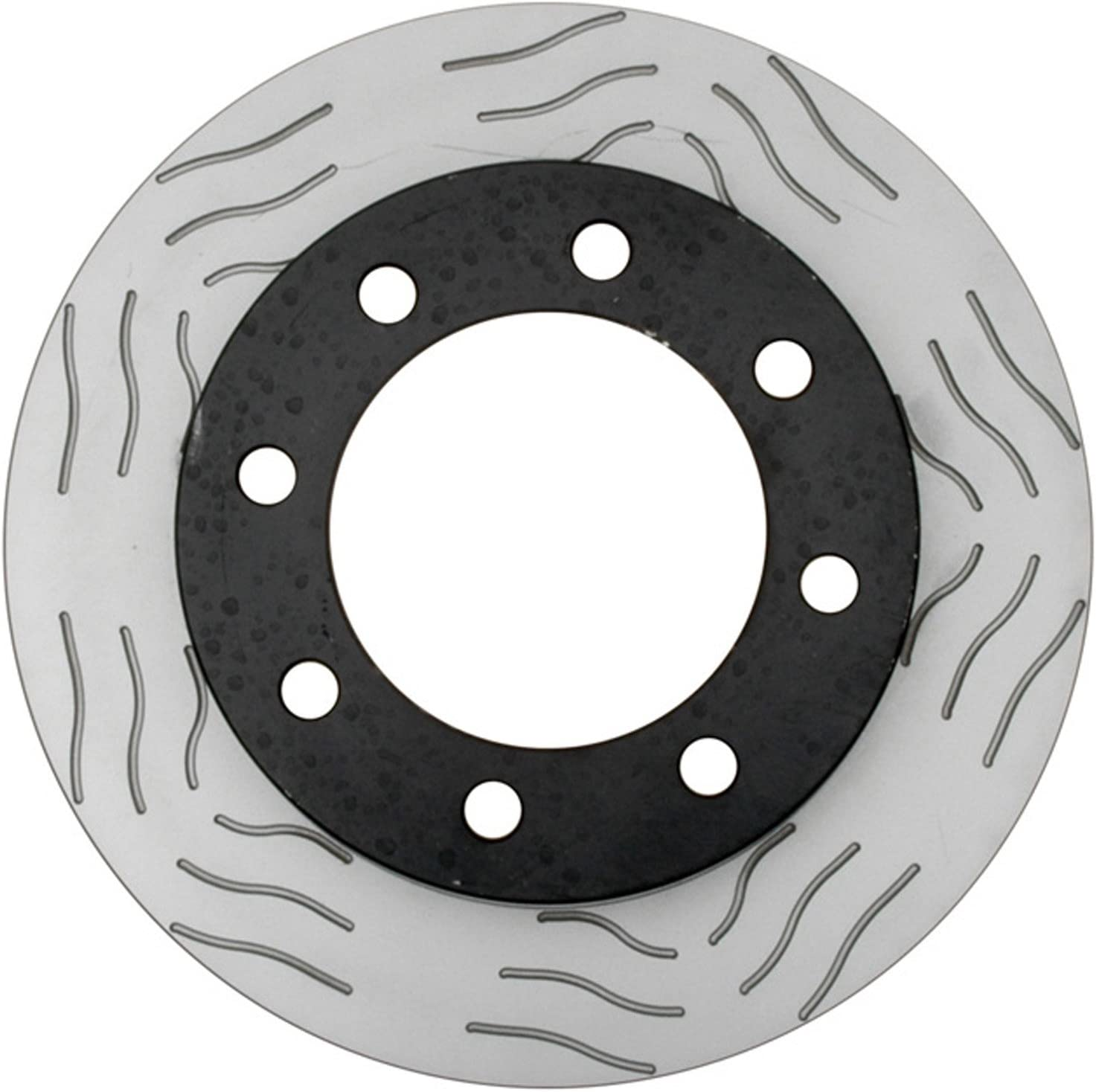 ACDelco 18A1840SD Specialty Performance Front Disc Brake Rotor Assembly for Severe Duty