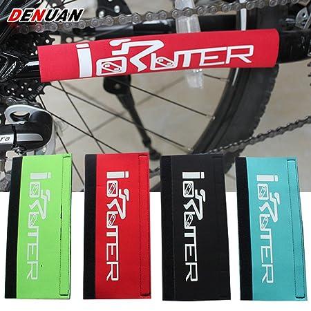 LEEBA Protector de Cadena para Bicicleta de Montaña, Impermeable ...