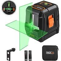 TACKLIFE Nivel Láser Verde 30m, Nivel Laser Autonivelante
