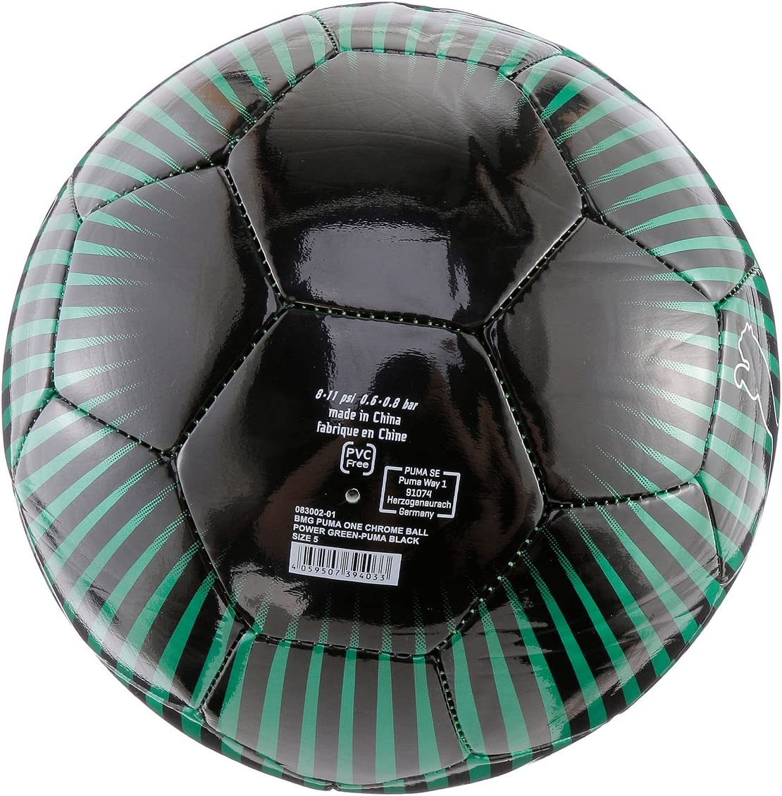 PUMA BMG One Chrome Balón de fútbol, Night Sky, 5: Amazon.es ...