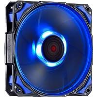 COOLER FAN PARA GABINETE 120MM FURY F4 LED AZUL - F4120LDAZ, PCYES, 24035