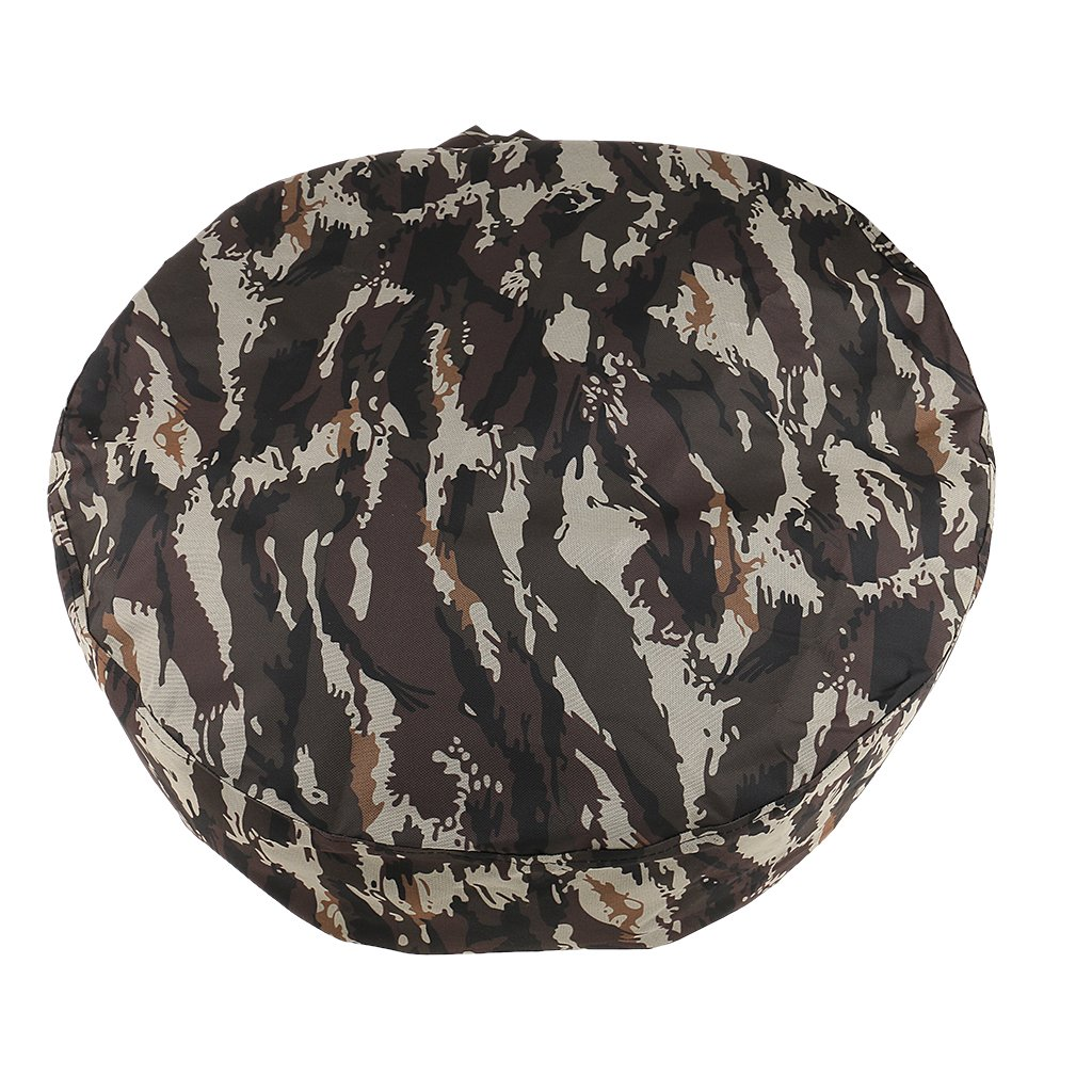 MagiDeal 2pcs 15''/14'' Universal Camo Car Truck Van Rear Spare Tire Tyre Wheel Cover by Unknown (Image #9)