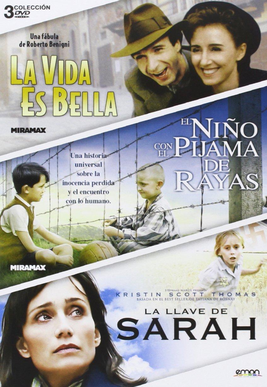 Pack: La Vida Es Bella + El Niño Con El Pijama De Rayas + La Llave ...