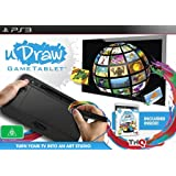 THQ uDraw Game Tablet + uDraw Studio: Instant Artist Tablet